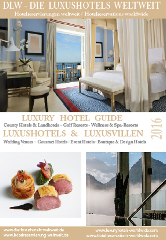 Luxury Hotels Europe catalgoue 2015
